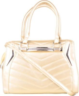 Hoppingstreet Shoulder Bag(Golden, 8 inch)
