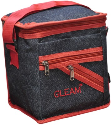 Gleam Padded 1 Container Box Lunch Bag