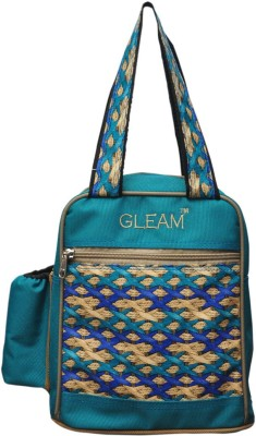 Gleam Padded 1 Container Box Waterproof School Bag