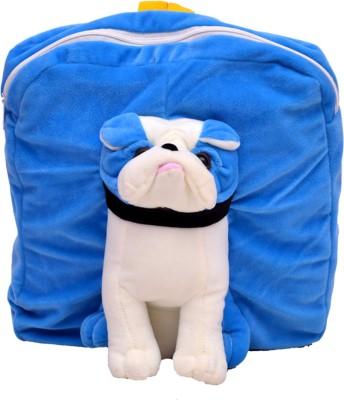 Gouri Fur School Bag