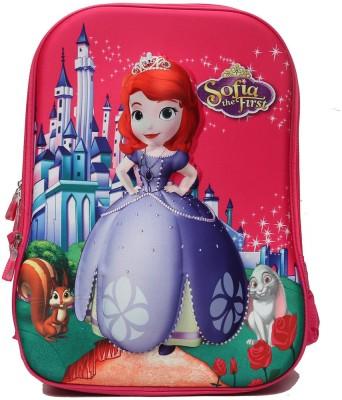 Vaishnovi Waterproof School Bag