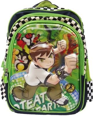 Lexuva Ben10 5D School Bag
