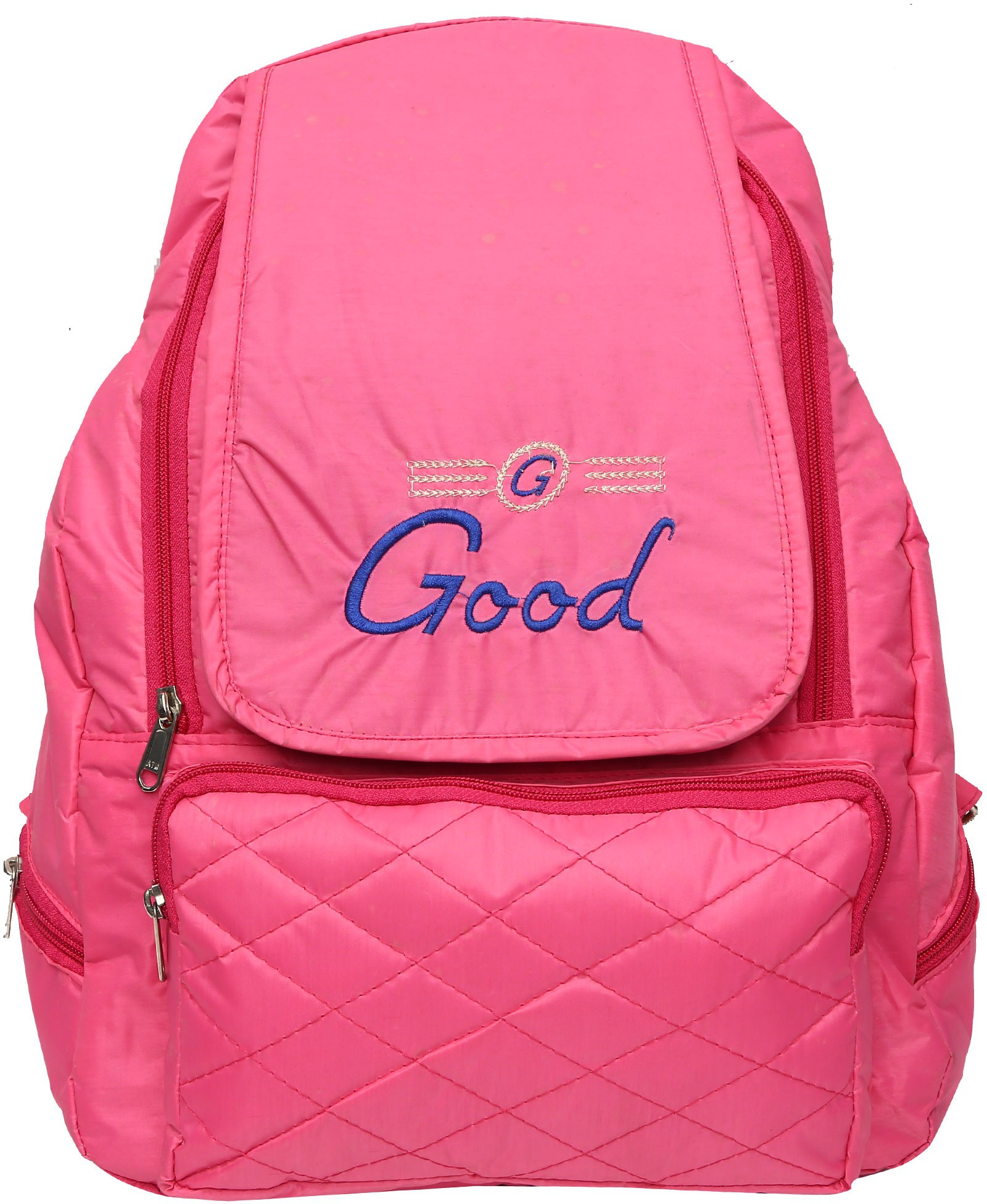 Vaishnovi 15.6 inch Laptop Backpack(Pink)