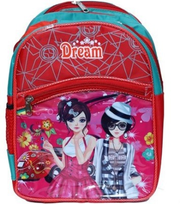 Bag Castle Waterproof School Bag