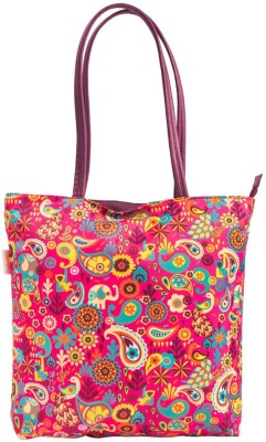 Chumbak Paisley Party Tote Bag School Bag