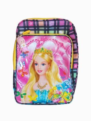 Majesty Barbie Printed Waterproof School Bag
