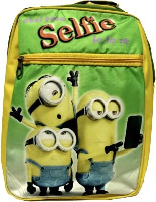 Riddi Impex Super Star Selfie Waterproof School Bag