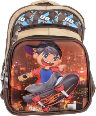 Moladz Skates School Bag