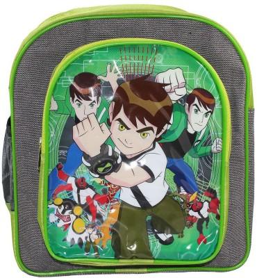 Frabjous Ben10 School Bag