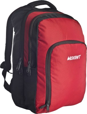 Wildcraft Apollo Red 8903338005162 For 15.4 inch Laptop