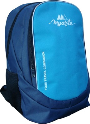 MYARTE Stylish Blue Laptop Bag