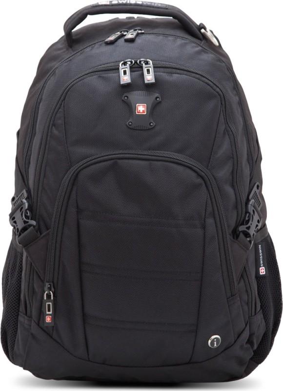 Swisswin SW9051 Laptop Bag(Black)