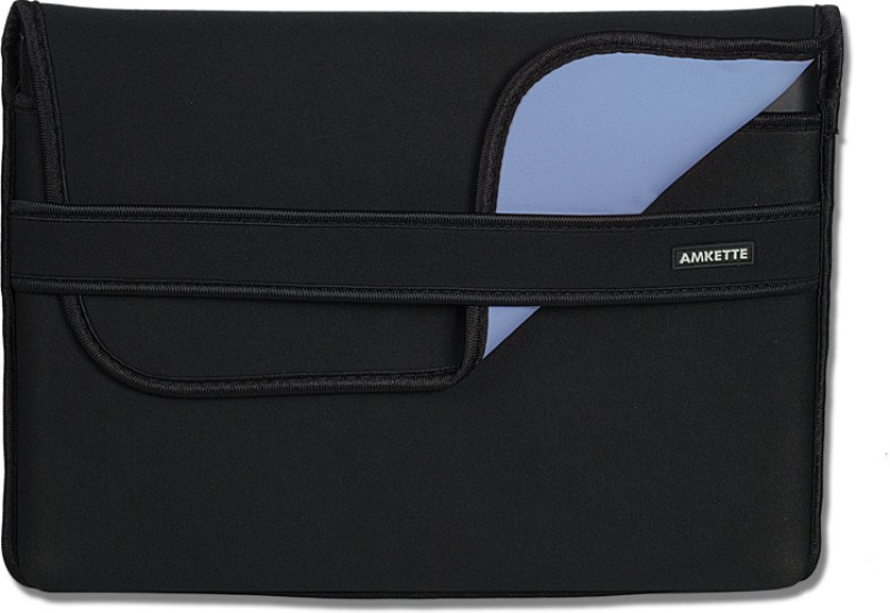 Amkette FNS127S Laptop Bag(Black)