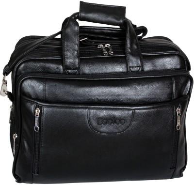 Easies 17 inch Half Expandable with Secret Pocket Laptop Bag