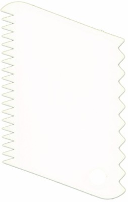 Thw Square cake Baking Comb(Plastic Pack of 1)