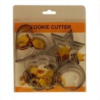 Innk Cookie Cutter 12 Pcs. Cookie Cutter(Pack of 12)