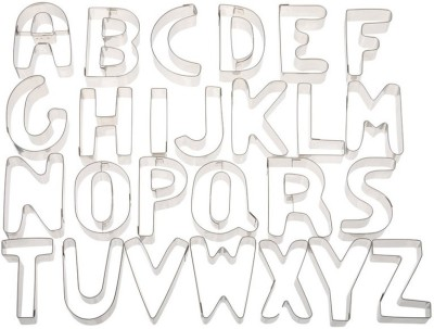 THW A to Z Alphabet Cookie Cutter