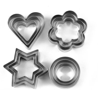 Beaut Cookie Cutter(Pack of 12)