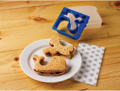 Tovolo Whale & Octopus Pastry Cutter