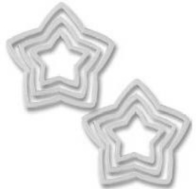 Wilton Plastic Cookie Cutters Cookie Cutter(Pack of 6)