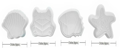 THW Sea Life Plunger Pastry Cutter