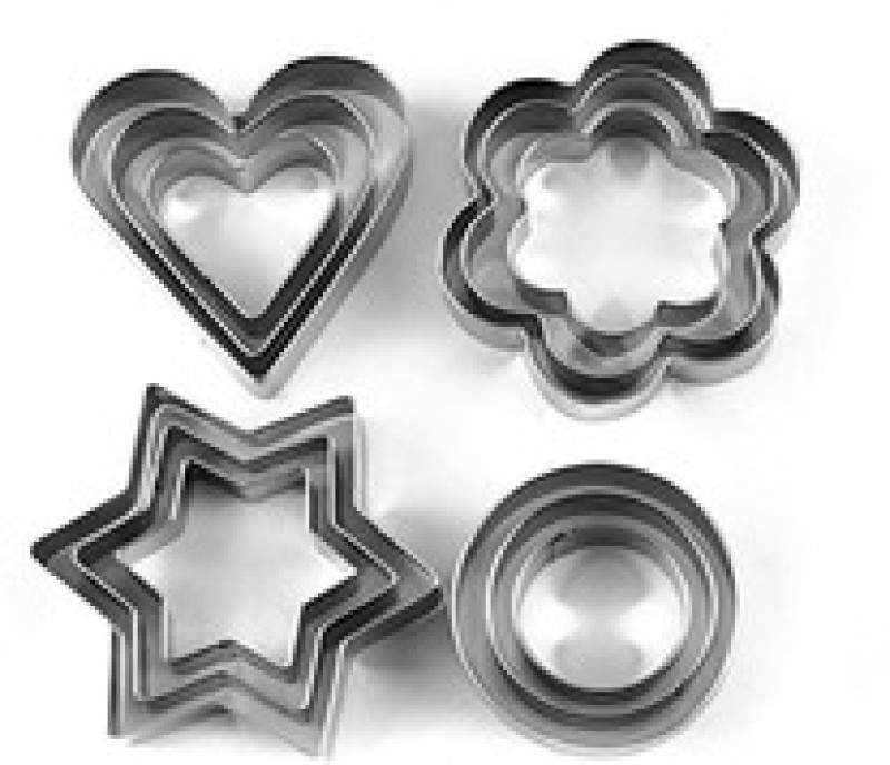 Sundaram Cookie Cutter(Pack of 4)