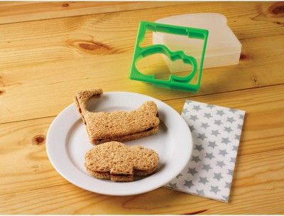 Tovolo Hippo & Alligator Pastry Cutter