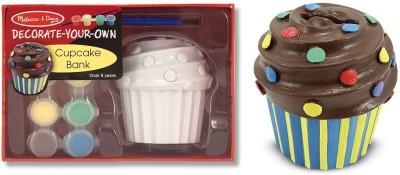 Melissa & Doug Cupcake Bank - Dyo Edible Cupcake Topper