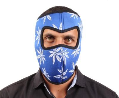 Sushito Blue Bike Face Mask for Men