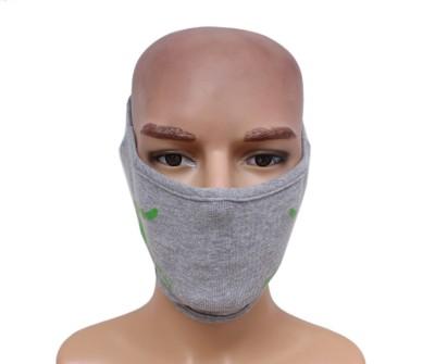Sushito Grey Bike Face Mask for Men