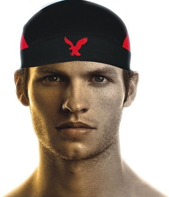 BIKERS GEAR Black Helmet Skull Cap for Men(Size: Free,  Balaclava)