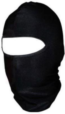 MCR Black Bike Face Mask for Men & Women