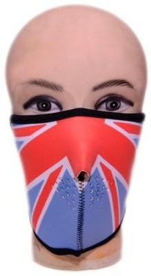 ACCESSOREEZ Multicolor Bike Face Mask for Men & Women