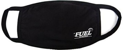 OSS-FUEL Black Bike Face Mask for Boys
