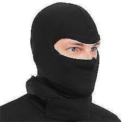 MVEShoppers Black Bike Face Mask for Men & Women