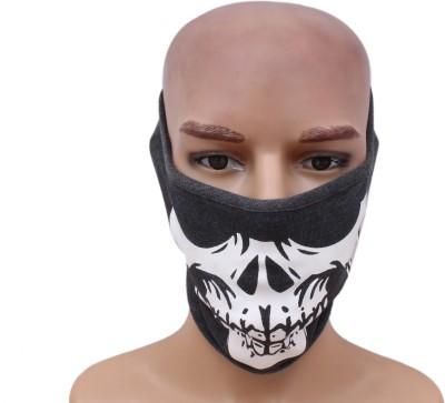 Sushito Multicolor Bike Face Mask for Men