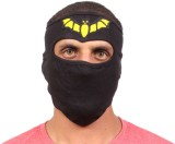 Sushito Bat Design Fancy Balaclava (Blac...