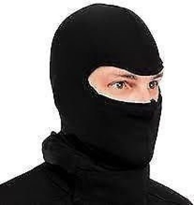 Balaclava Black Bike Face Mask for Boys