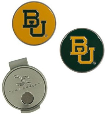 Team Effort Magnetic Hat Clip Golf Ball Marker(Set of 3)
