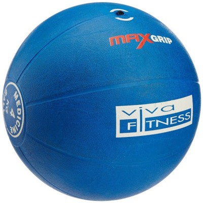 Vector X Viva Max Grip Medicine Ball -   Size: 4,  Diameter: 2.5 cm