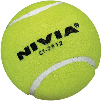 Nivia Speed Tennis Ball - Size- 1, Diameter- 2.5 cm