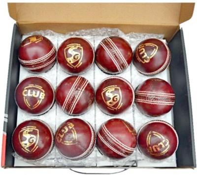 SG Club Cricket Ball -   Size: 5,  Diameter: 2.5 cm