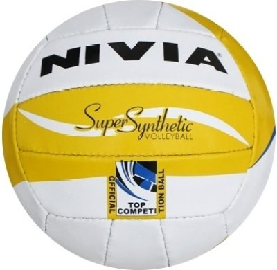 Nivia Dynamic Super Synthetic Volleyball -   Size: 4
