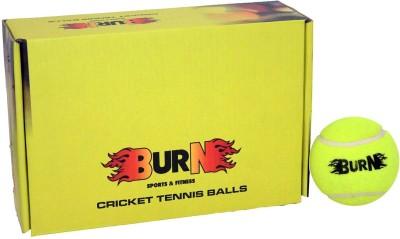Burn Light Cricket Ball -   Diameter: 6.85 cm