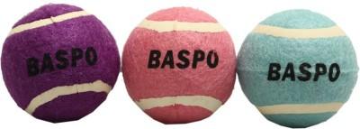 Baspo Trainer Cricket Ball -   Size: 4,  Diameter: 7.15 cm