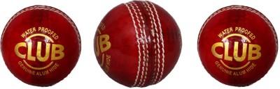 Priya Sports PCRED-3 Cricket Ball -   Size: 5,  Diameter: 2.24 cm