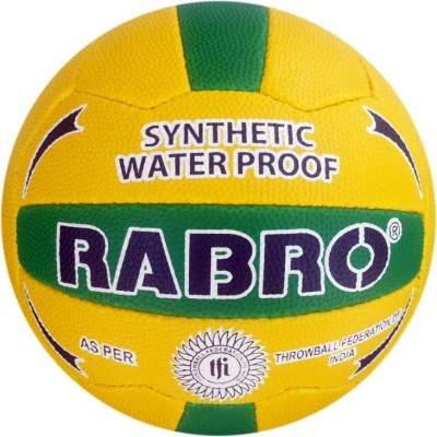 Rabro Throball Handball -   Size: 3,  Diameter: 5 cm(Pack of 1, Multicolor)