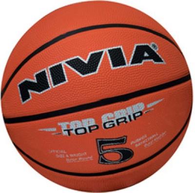 Nivia Top Grip Basketball - Size- 5