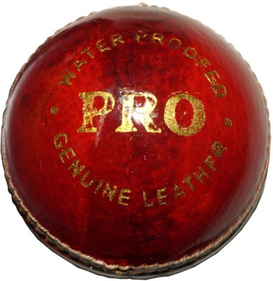 Muren Prof Soft Leather Cricket Ball -   Size: 3