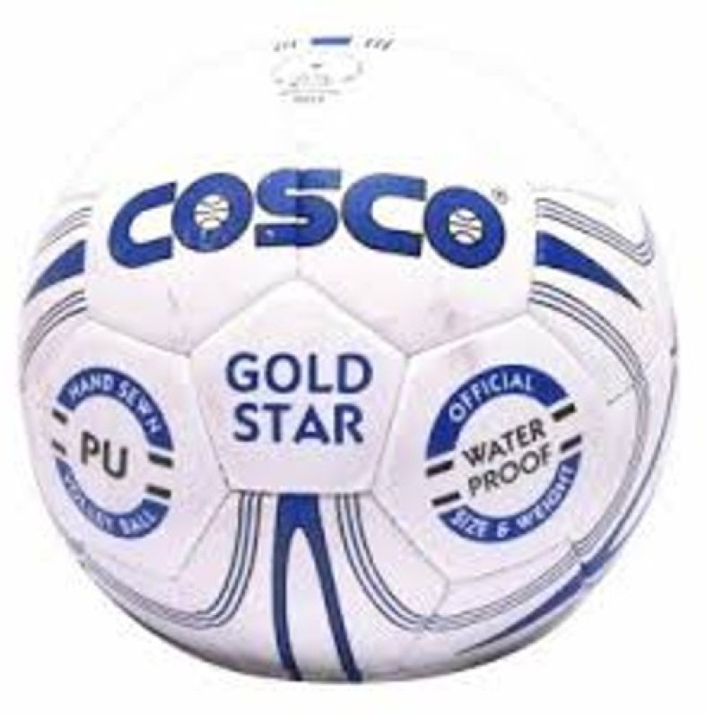 Cosco Gold Star Volleyball -   Size: 4,  Diameter: 2.5 cm(Pack of 1, Assorted)